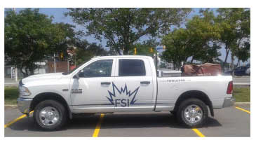 Rockland Ontario mobile welding services