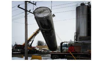 Millwright & Rigging Services Ottawa & Eastern Ontario
