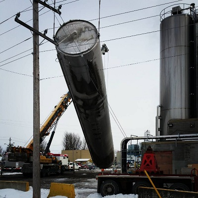 Brockville Ontario Heavy Machinery Movers